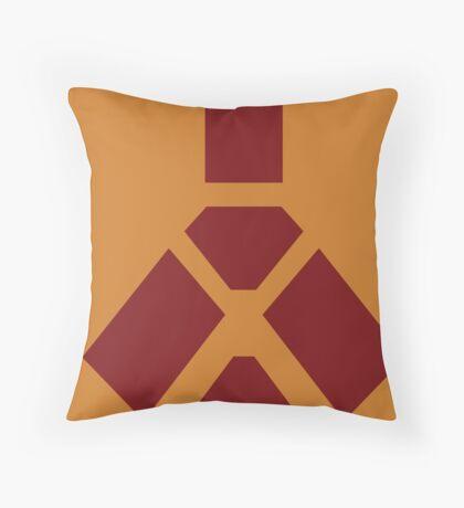 Wampa Warning Throw Pillow