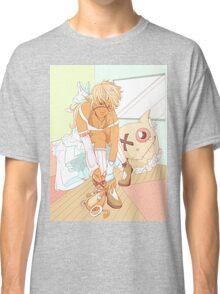 Fun With Colorful Toys Classic T-Shirt