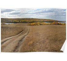 Canadian Prairies 2 Poster