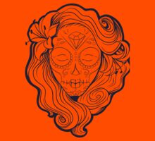 Calavera Woman XIII by viSion Design