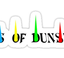 The Cones of Dunshire - Parks and Recreation Sticker