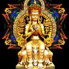 Maitreya Mandala II by AnimiDawn