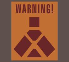 Wampa Warning - English Baby Tee