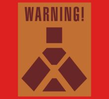 Wampa Warning - English One Piece - Short Sleeve