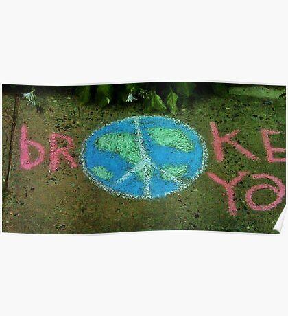 Broke Ya Poster