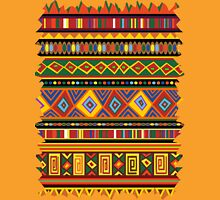 Ethnic Colorful Pattern Africa Art Unisex T-Shirt