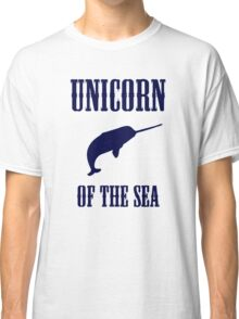Narwhals: Unicorn of the Sea Classic T-Shirt