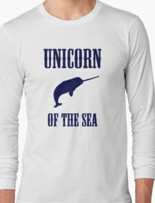 Narwhals: Unicorn of the Sea Long Sleeve T-Shirt