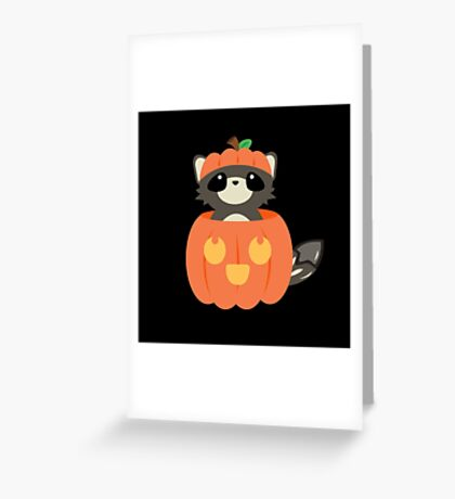 Trick - or - Treat Greeting Card