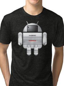 Asimo BugDroid Tri-blend T-Shirt
