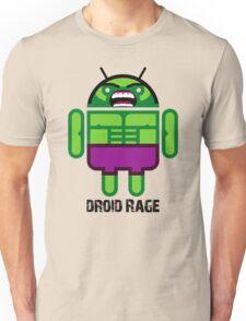 Droid Rage BugDroid Unisex T-Shirt