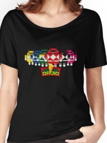 BugDroid Rangers Women's Relaxed Fit T-Shirt