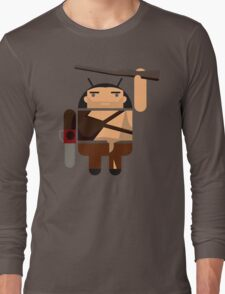 Army of Darkness BugDroid Long Sleeve T-Shirt