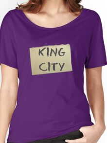 KING CITY Women's Relaxed Fit T-Shirt