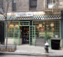 Greenwich Village Furniture Shop by SylviaS