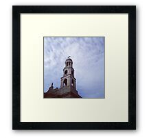 Our Lady of Pompeii - Bell Tower - Greenwich Village, New York City Framed Print