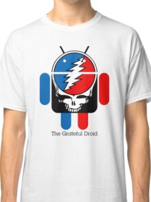 The Grateful Droid Classic T-Shirt