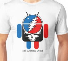 The Grateful Droid Unisex T-Shirt