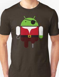Pirate BugDroid T-Shirt