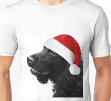 Merry Christmas Cocker  Unisex T-Shirt