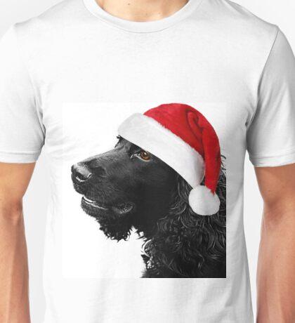 Merry Christmas Cocker  Unisex T-Shirt