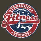 FitnessTraining Studios by David Benton