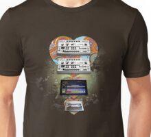 Electronic Music T-Shirt: TranceLove Unisex T-Shirt