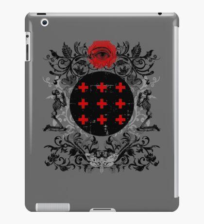 Occult theme #2 iPad Case/Skin