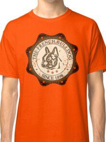Vintage French Bulldog Classic T-Shirt