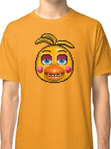 Five Nights at Freddy's 2 - Pixel art - Toy Chica Classic T-Shirt