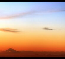 Mt Fuji by berndt2