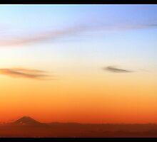 Mt Fuji by berndt2