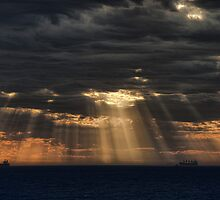 Sunbeams in the Storm by Jill Fisher