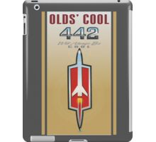 Olds' Cool iPad Case/Skin
