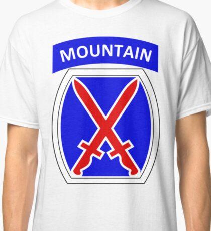10th Mountain Division Logo Classic T-Shirt