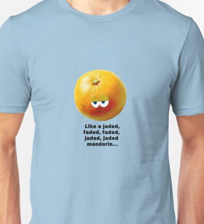 Jaded Mandarin Unisex T-Shirt