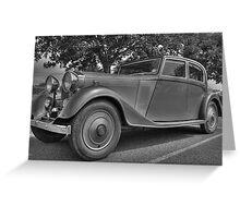 1934 ROLLS-ROYCE Greeting Card