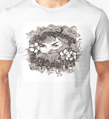 Eyes Without a Face Unisex T-Shirt