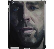 jr bourne iPad Case/Skin