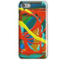 Colorful Paradox 2008 iPhone Case/Skin
