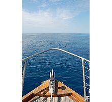 Endless Seas  Photographic Print
