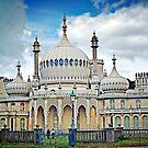 Brighton Pavilion by TonyCrehan