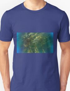 I can't dance - Abstract Fractal Unisex T-Shirt