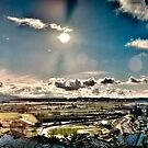 Abby Winter Pano ND (HDR Panorama) by James Zickmantel