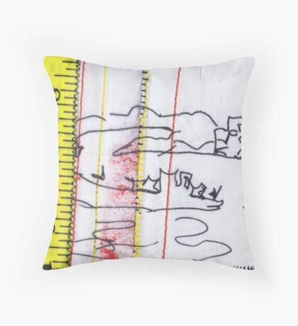 Treasured Times Throw Pillow