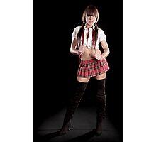 school girl jenny Photographic Print