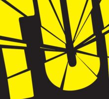 StukTV Logo Sticker