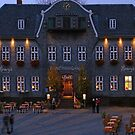 """Kaiserringhaus"" In Goslar, Lower Saxony. by herbspics"