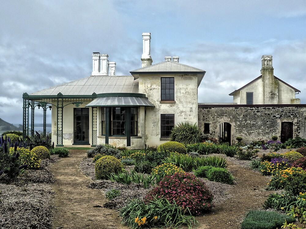 Highfield Historic Site - Homestead by TonyCrehan