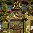 Facade Of Quedlinburg&#x27;s Townhall. by herbspics